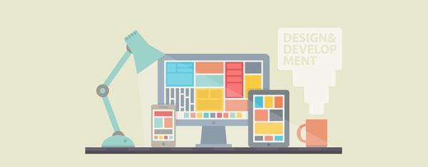 web dizainas