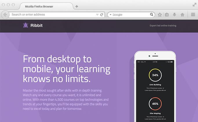Ribbit App