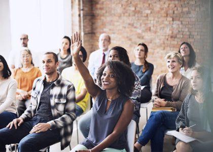 5 patarimai kaip patraukti auditorijos dėmesį
