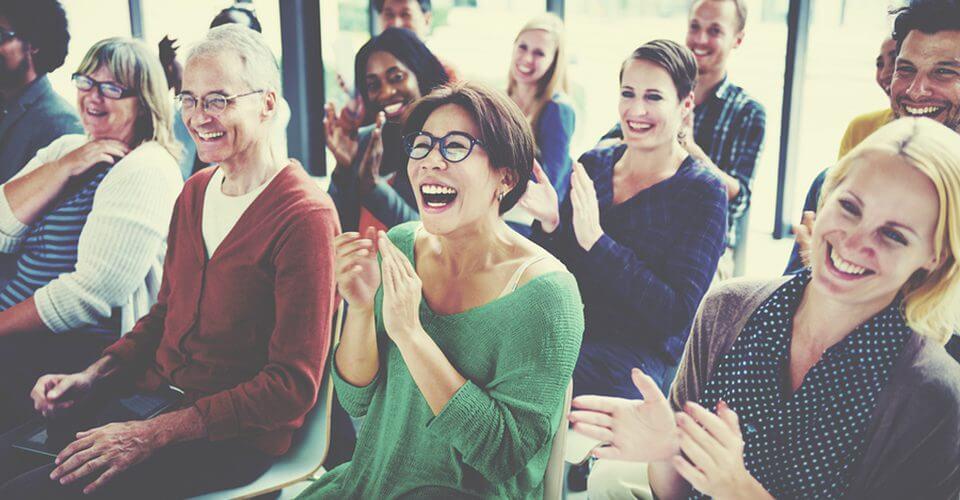 kaip patraukti auditorijos demesi