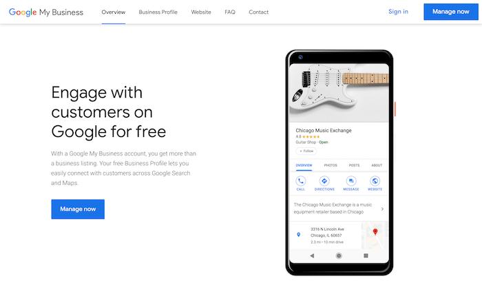 google my business optimizavimas