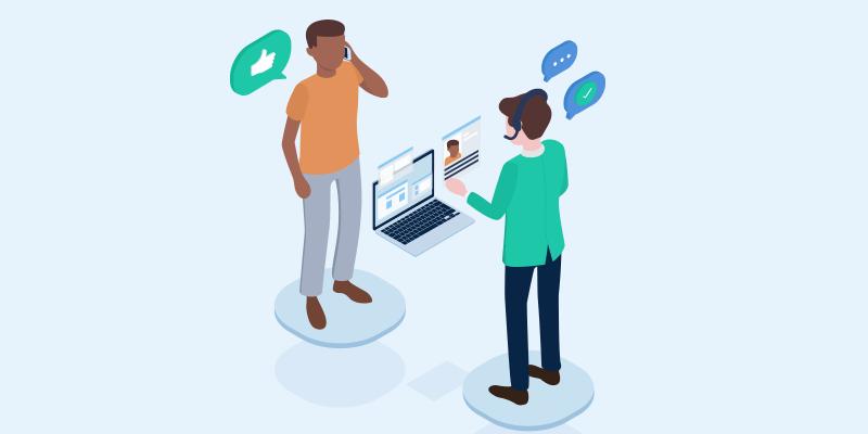 bendravimas su klientu