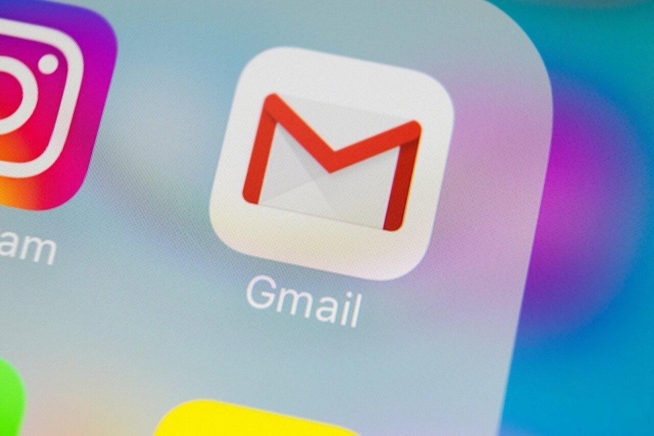 Gmail kurimas